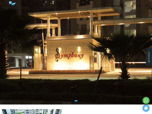 3 bhk flats in Ghaziabad