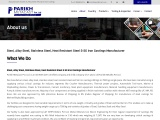 Parikh Metacast- ABS Approved Foundry | Steel Casting for Ship Building | Maharashtra, India