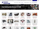 Steel Casting Manufacturers in India