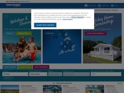 Park Holidays UK screenshot