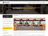 Automatic Boom Barrier | Gate Barrier | PARKnSECURE
