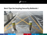 Best Tips for buying Security Bollards
