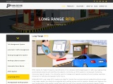 Long Range RFID System | RFID Tag in Vehicles