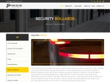 Automatic Security Bollards | Traffic Bollards | PARKnSECURE