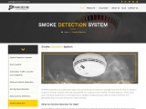 Fire Detection System | Smoke Detection System | Parknsecure