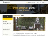 Speed Detection System | Speed Detection Camera | ParknSecure