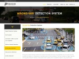 Wrong-Way Detection System | ParknSecure