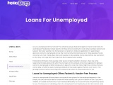 Instant Loans for Unemployed with Bad Credit Approval Canada