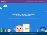 Loans for the Unemployed No Guarantor- Payday Junction™