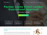 Payday Loans Online With No Credit Check Direct Lender