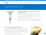 Compressed Air Flow Meter India