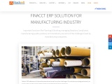 ERP software Production and Manufacturing