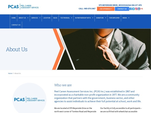 Get High-Level Peel Region Careers Services