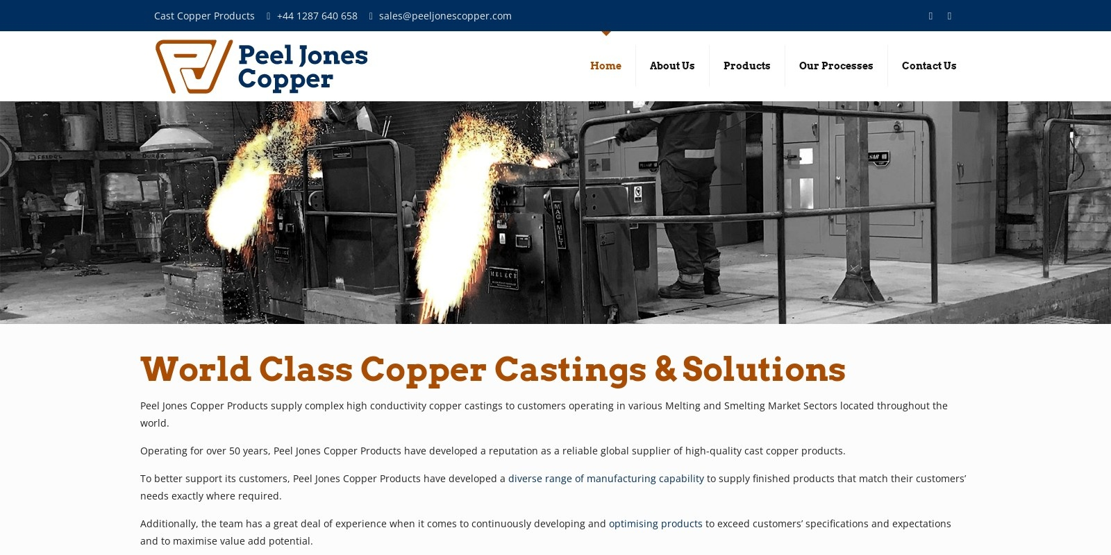 Preview of https://www.peeljonescopper.co.uk