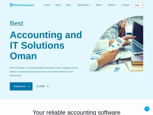 VAT Enable Accounting software in Oman, UAE, Saudi Arabia, Bahrain