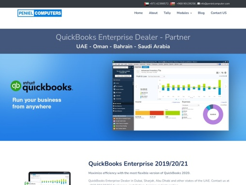QuickBooks Desktop Enterprise Solutions