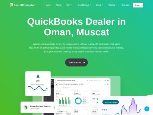 QuickBooks Mac Dealer | Partner | Dubai | UAE | Oman