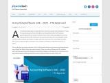 Accounting Software UAE – Tally UAE
