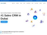 Best CRM Software in Dubai, UAE for Small Business – Elate CRM