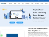 Tally UAE – Tally Prime UAE – Tally ERP 9 Accounting Software in Dubai, UAE