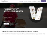 Get On Demand Food Delivery App Development Services