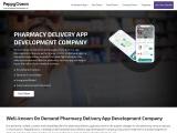 Pharmacy Delivery App Development Company