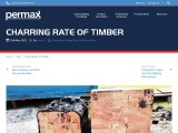Intumescent Fire Protection for Timber | Permax