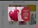 Vaayu: Buy Vaayu Designer Dresses, Tunics, Kurtas, Capes