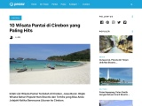 Wisata pantai yang indah dan menarik di Cirebon