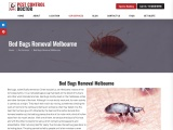 Bed Bugs Removal in Melbourne at low cost call +61480018996 – Pest Control Doctor