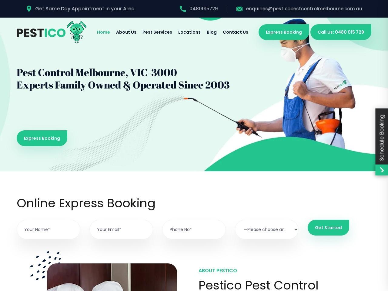 Termite Treatment, Termite Control Melbourne | +61480015729 |Pestico Pest Control Melbourne