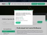 Ant Control Melbourne   +61480015729  Pestico Pest Control Melbourne