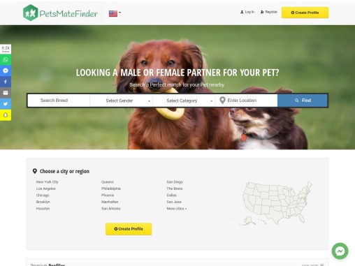 Dog Mating Services in India | PetMateFinder