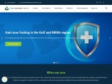 Pharma licensing company in Gulf