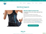 Best back brace and support| Pharmsource Dme