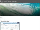 Stamp Duty Calculator for Real Estate