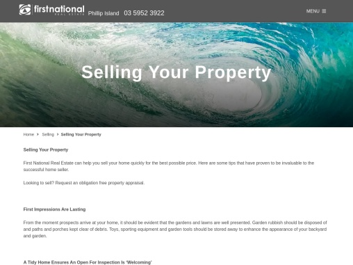 Selling Your Property – How to Get Best Possible Price