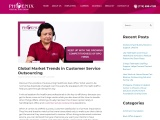 Global Market Trends in Customer Service Outsourcing