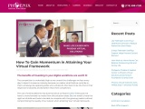 How To Gain Momentum in Attaining Your Virtual Framework | Phoenix Virtual Solutions