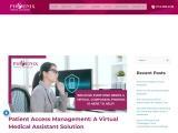 Patient Access Management: A Virtual Medical Assistants Solution | Phoenix Virtual Solutions