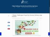 Grocery app development Company   Phontinent Technologies