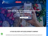 On-Demand Food Delivery App Development Company | Phontinent Technologies