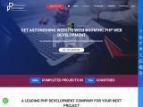Best PHP Development Services | Phontinent Technologies