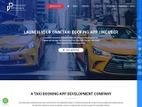 Best Taxi Booking App Development Services | Phontinent Technologies
