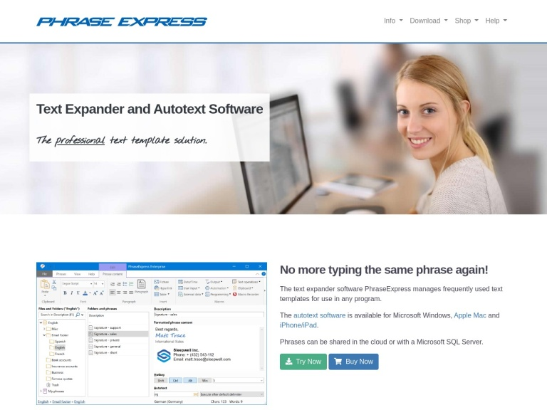 Phrase Express Coupons & Discounts June 2021 screenshot