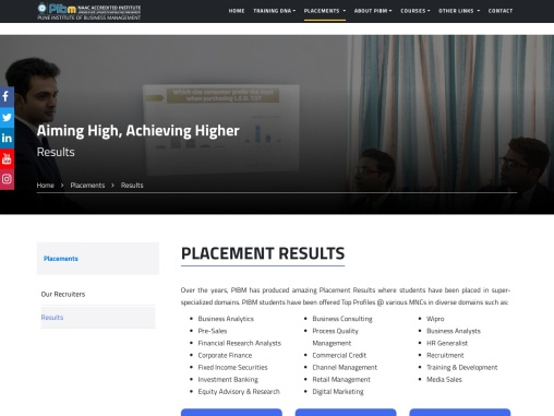 Top B-schools in India | Best MBA and PGDM Course in Pune