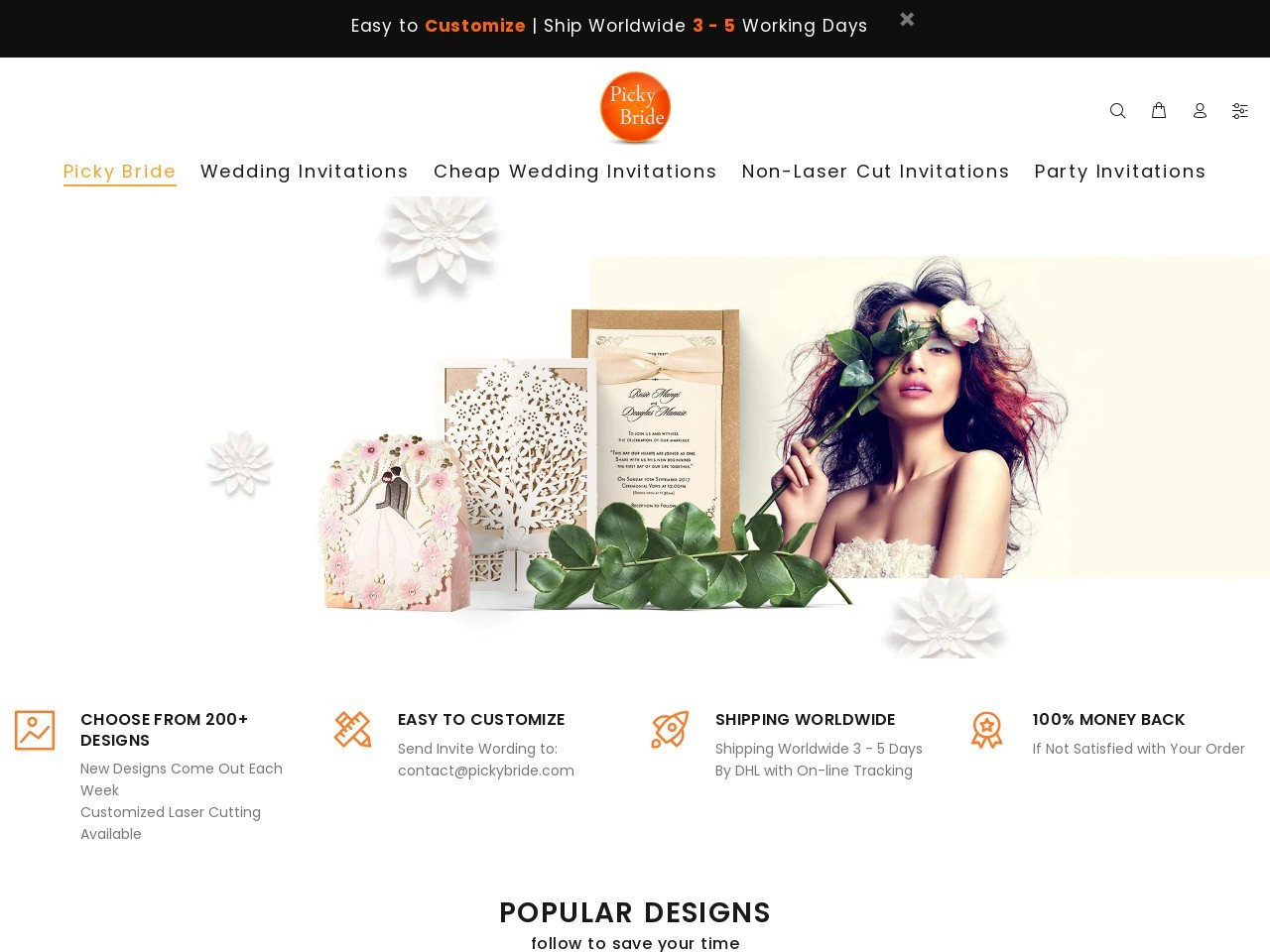 Cheap Wedding Invitations – Hard to find?