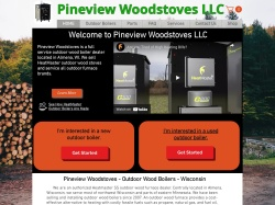 Pineview Woodstoves screenshot