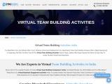 Virtual Team Building Activities
