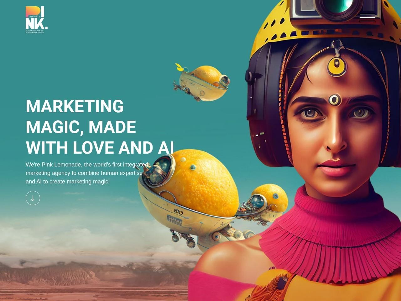 Brochure Design Agency In Bangalore  Pinklemonade